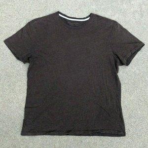 Banana Republic  Fitted Crew Short Sleeve Shirt